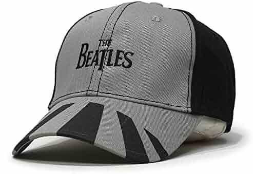 558a5356 The Beatles Classic Adjustable Baseball Cap Drop T Logo Sgt Pepper Drum  Abbey Road