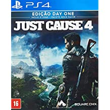 Just Cause 4 - Day One Edition - PlayStation 4
