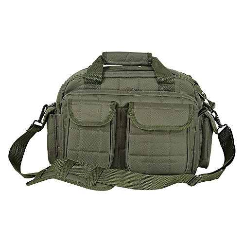 VooDoo Tactical Men's Standard Scorpion Range Bag, Olive Drab