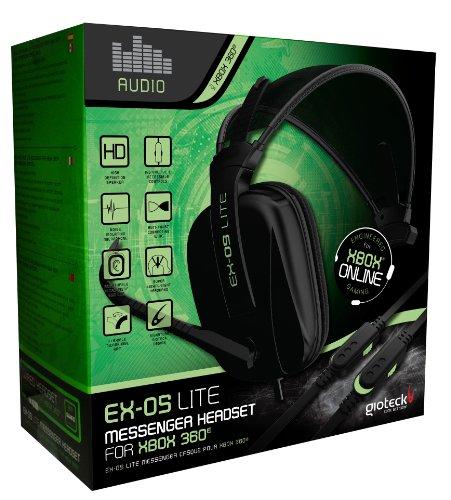 Xbox 360 EX-05 Lite Headset