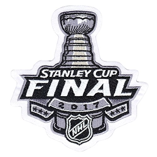 2017 NHL Stanley Cup Final Jersey Patch Nashville Predators Pittsburgh Penguins ()