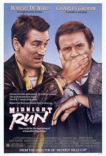 Amazon.com: Midnight Run Cartel de película (27 x 40 inches ...