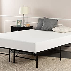 Sleep Master Platform Metal Bed Frame Mattress Foundation Full