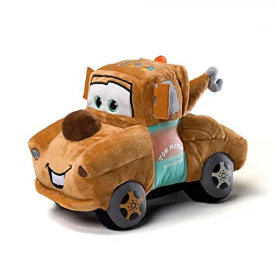 Cars 2 11 Mater Plush from Gund