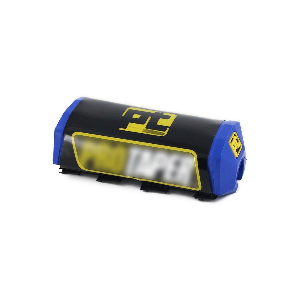 JFG RACING U151100113 Coussinets et poign/ées de guidon universels pour motos Rhombic pour guidon 22mm 7//8 28mm 1 1//8 Rouge