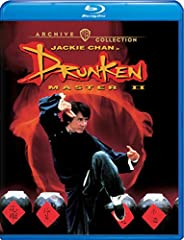 Drunken Master II [Blu-Ray]