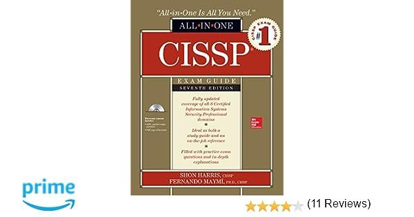 Cissp All In One Exam Guide Seventh Edition Shon Harris Fernando