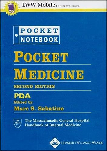 Pocket Medicine Book