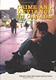Crime and Deviance in Canada, , 1551302748