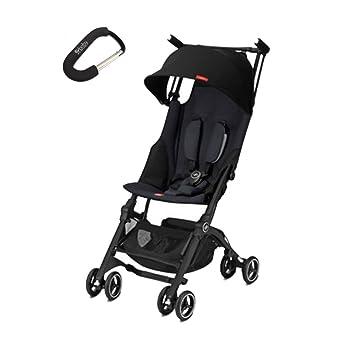 Amazon Com 2018 Gb Pockit Plus Stroller W Cybex Car Seat Adapter