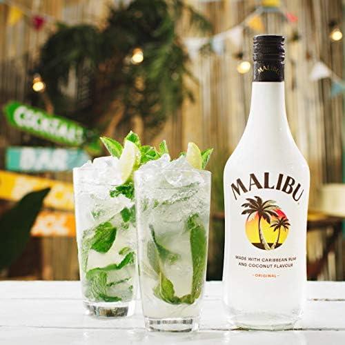 Malibu Licor Ron de Coco - 700 ml: Amazon.es: Alimentación y ...