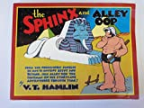 img - for Alley Oop: Mystery of the Sphinx, Daily Strips from June 21, 1947 to August 30, 1948 book / textbook / text book