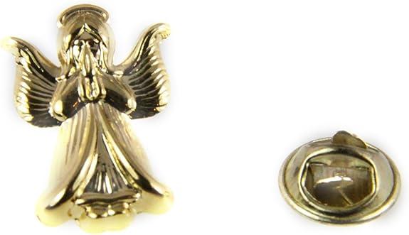 Accesorio de Pin de Broche de Instrumento Musical en Forma de Flauta Mini para colecci/ón de Regalos Simlug Broches de Insignias de Pin para Hombres Mujeres Oro