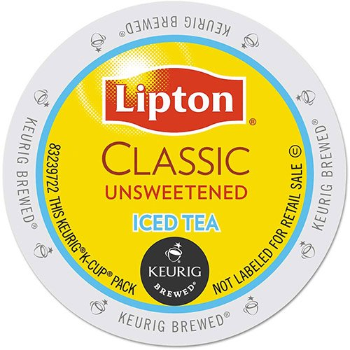 Lipton Classic Unsweetened K Cup Packs