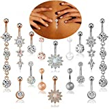 Body Piercing Jewelry Belly Button Rings Review and Comparison