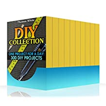 DIY Collection: One Project for a Day: 300 DIY Projects : (DIY Crafts, DIY Books)