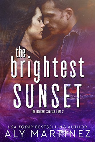 The Brightest Sunset (The Darkest Sunrise Duet Book 2) cover