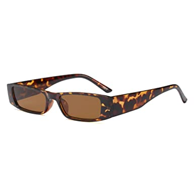 d2dda53b17 Image Unavailable. Image not available for. Colour  Unisex Vintage Square  Sunglasses ...