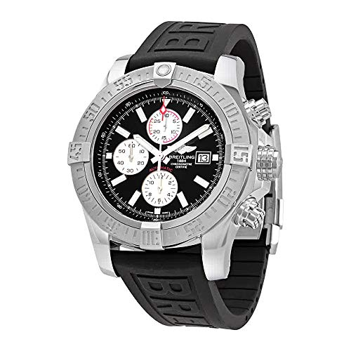 Breitling Super Avenger II Chronograph Automatic Mens Watch A13371111B1S1