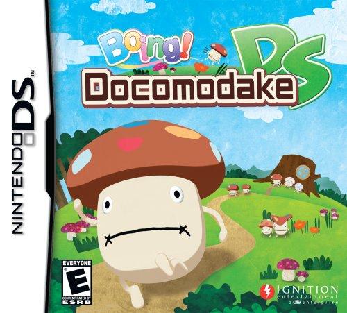 Price comparison product image Docomodake BOING! - Nintendo DS