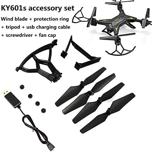USB Cable Spare KY601s Propeller Landing Gear Jiayuane KY601s Propeller USB Cable Cord Protective Drone Set Plastic Landing Gear