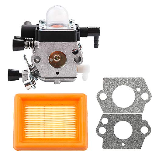 Dalom MM55 Carburetor w Air Filter for STIHL MM55C MM 55 Tiller Cultivator