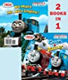 Thomas & Friends Spills & Thrills/No More Mr. Nice Engine (Thomas & Friends) (Deluxe Pictureback)
