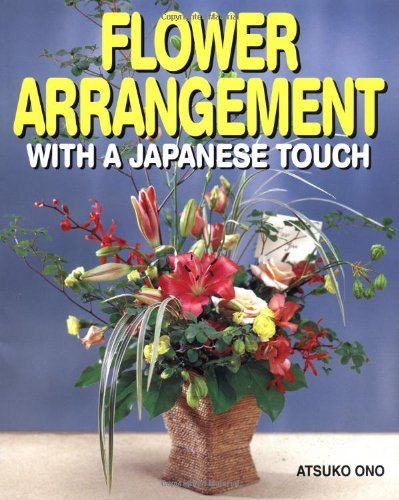 Flower Arrangement with a Japanese Touch