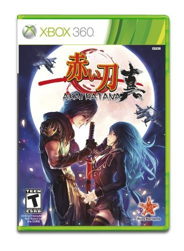 Akai Katana - Xbox 360 by Rising Star Games