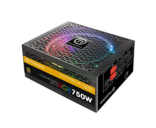 Thermaltake TOUGHPOWER RGB 750W 80+ GOLD Fully Modular - Thermaltake Toughpower 750