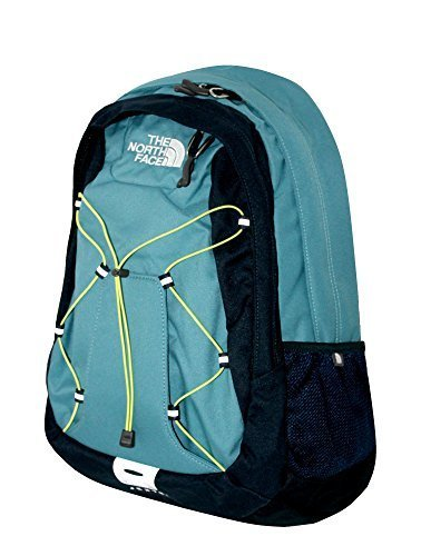 The North Face Womens Jester Laptop Backpack BOOK BAG STORM (Jester Face)