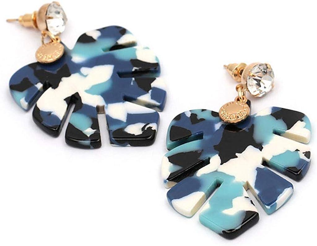 Helen de Lete Rhinestone Bow Fashion Tassel Sterling Silver Stud Earrings