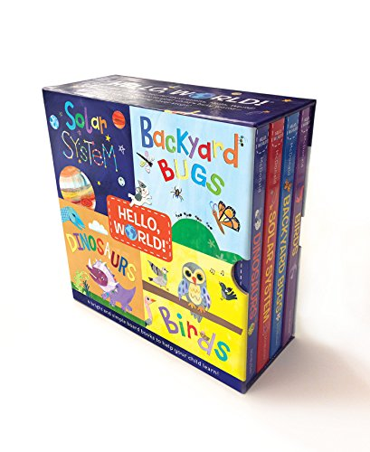 Hello, World! Boxed Set (Solar Sets)