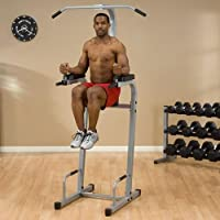 Powerline PVKC83X Vertical Knee Raise Chin Dip Machine