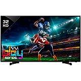 Vu 80 cm (32 inches) HD Ready LED TV LED 32K160 (Black) (2017 model)