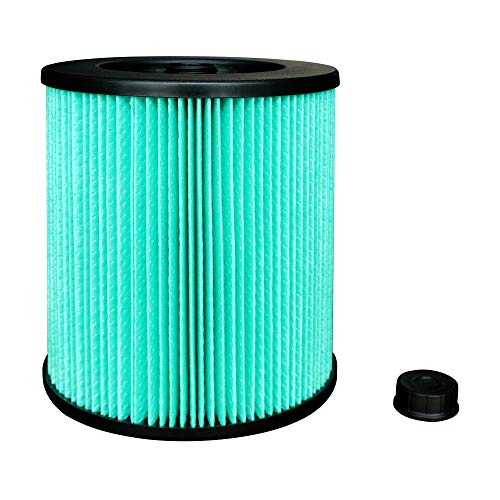 - HEPA Material Replacement Filter for Craftsman Wet Dry Shop Vac 17912 9-17912 Vacuum Cleaner Part, 1 Pack