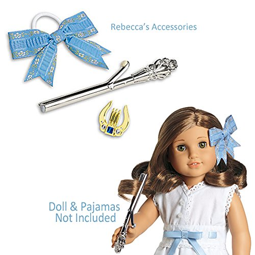 Nice American Girl Rebecca's Hairstyling Set for sale