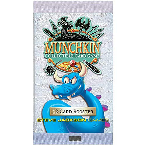 (Munchkin Collectible Card Game Single Pack)