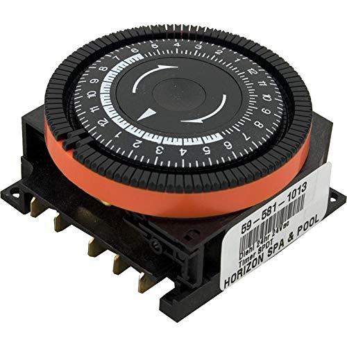 Borg Diehl Pool Spa Series 880 Time Clock 24hr 24V Timer SPDT TA-4067 TA4067