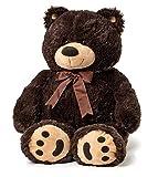 Big-Teddy-Bear-Dark-Brown