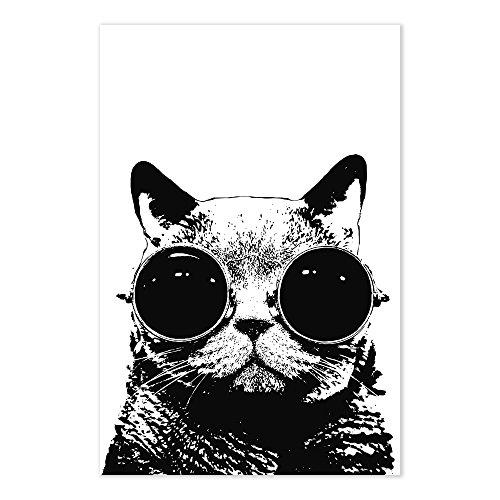 Cat Morpheus Meme Art Print Poster