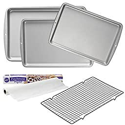 Wilton 2109-3673 Essential Cookie Baking Quality Value Set, Assorted