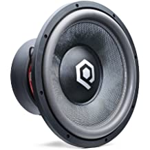 SoundQubed HDC3.118 18 inch Dual 1 ohm Subwoofer 1500W RMS