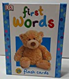 img - for First Words 26 Flash Cards book / textbook / text book