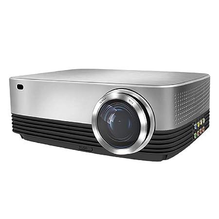 Proyector de Video LCD, LCD 2000 lúmenes Corrección Trapezoidal ...