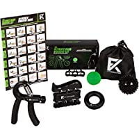 The Ultimate Hand Fitness Set - 6 in 1 Hand Workout Kit -...
