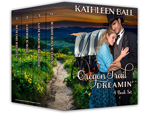 Oregon Trail Dreamin' Series: 4 Book Boxed Set by [Ball, Kathleen]