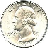 1941 P Washington Quarters (1932-98) Quarter MS67 PCGS\CAC