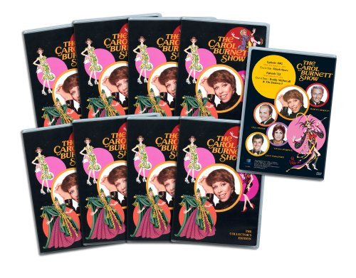 The Carol Burnett Show: Collector's Edition 9-pack DVD by Guthy-Renker