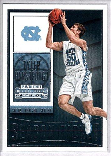 2015-16 Contenders Draft Picks Season Ticket Basketball #94 Tyler Hansbrough North Carolina Tar Heels Official NCAA Trading Card made by Panini ()